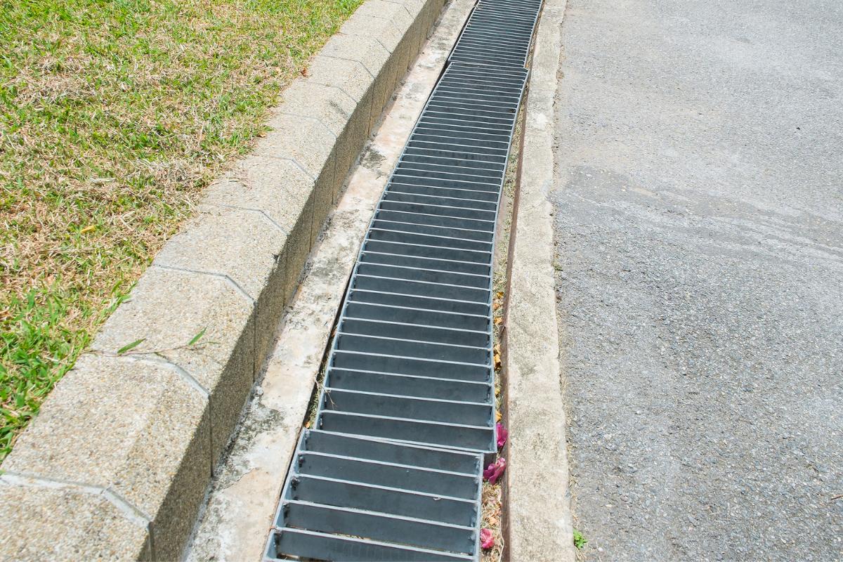 asphalt-drainage